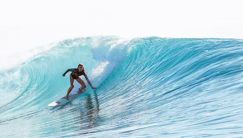 Surf-Inspired Workouts